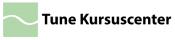 Tune Kursuscenter logo